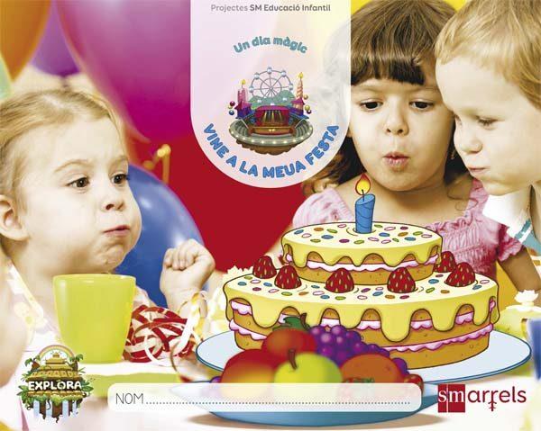 Explora Ven A Mi Fiesta 1 Tm Sa Ed 2017 Comunidad Valenciana 3 Años - Vv.aa.