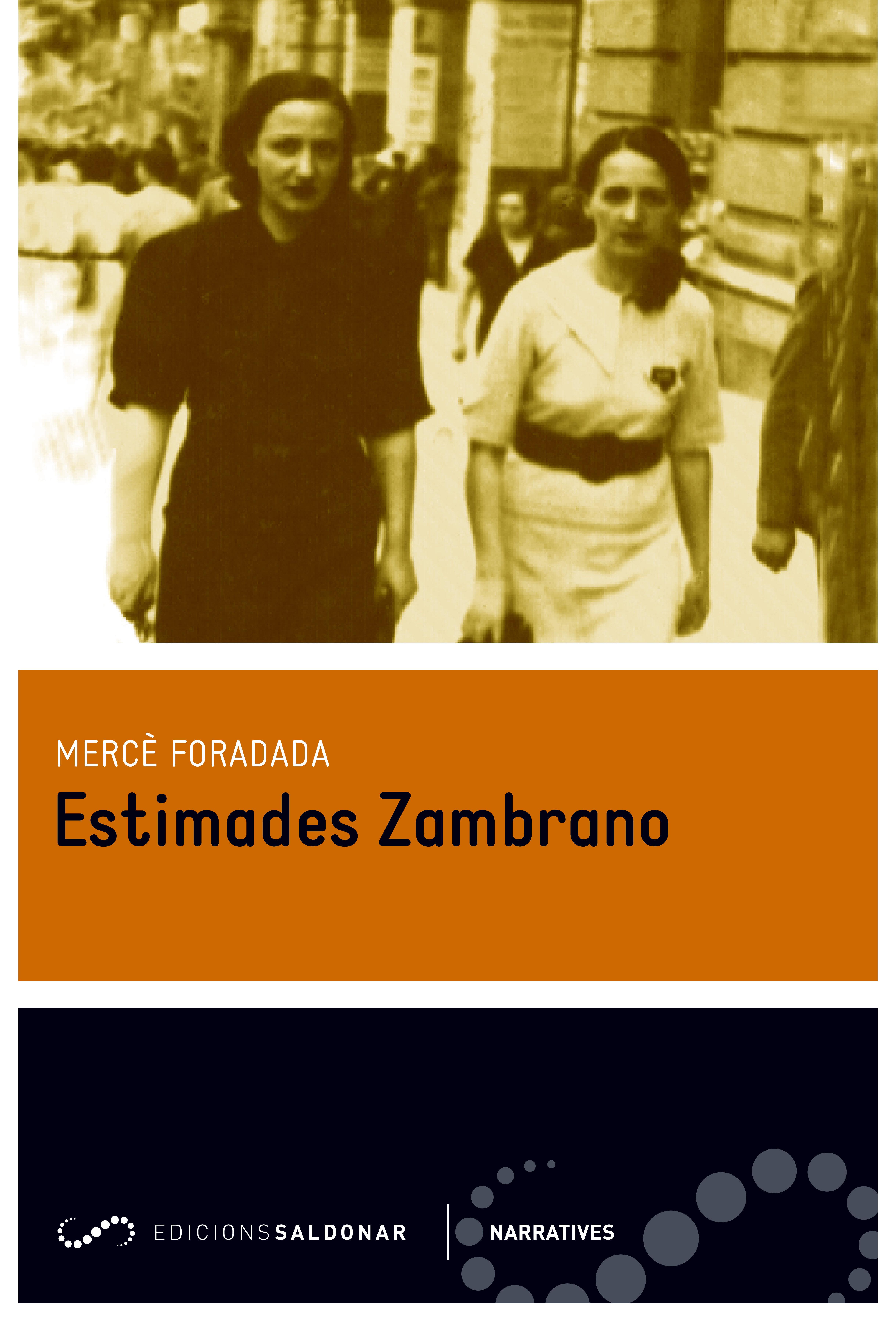 Estimades Zambrano - Foradada Merce
