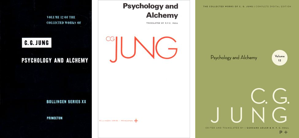 The Collected Works Of C.g. Jung: V. 12: Psychology And Aalchemy - Jung C.j.