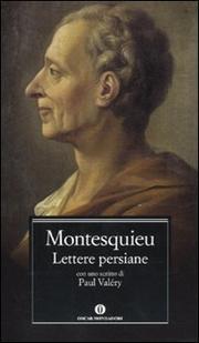 Lettere Persiane - Montesquieu Charles Louis De Secon