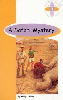 A Safari Mystery (br 4 Eso) - Jenkins Micky