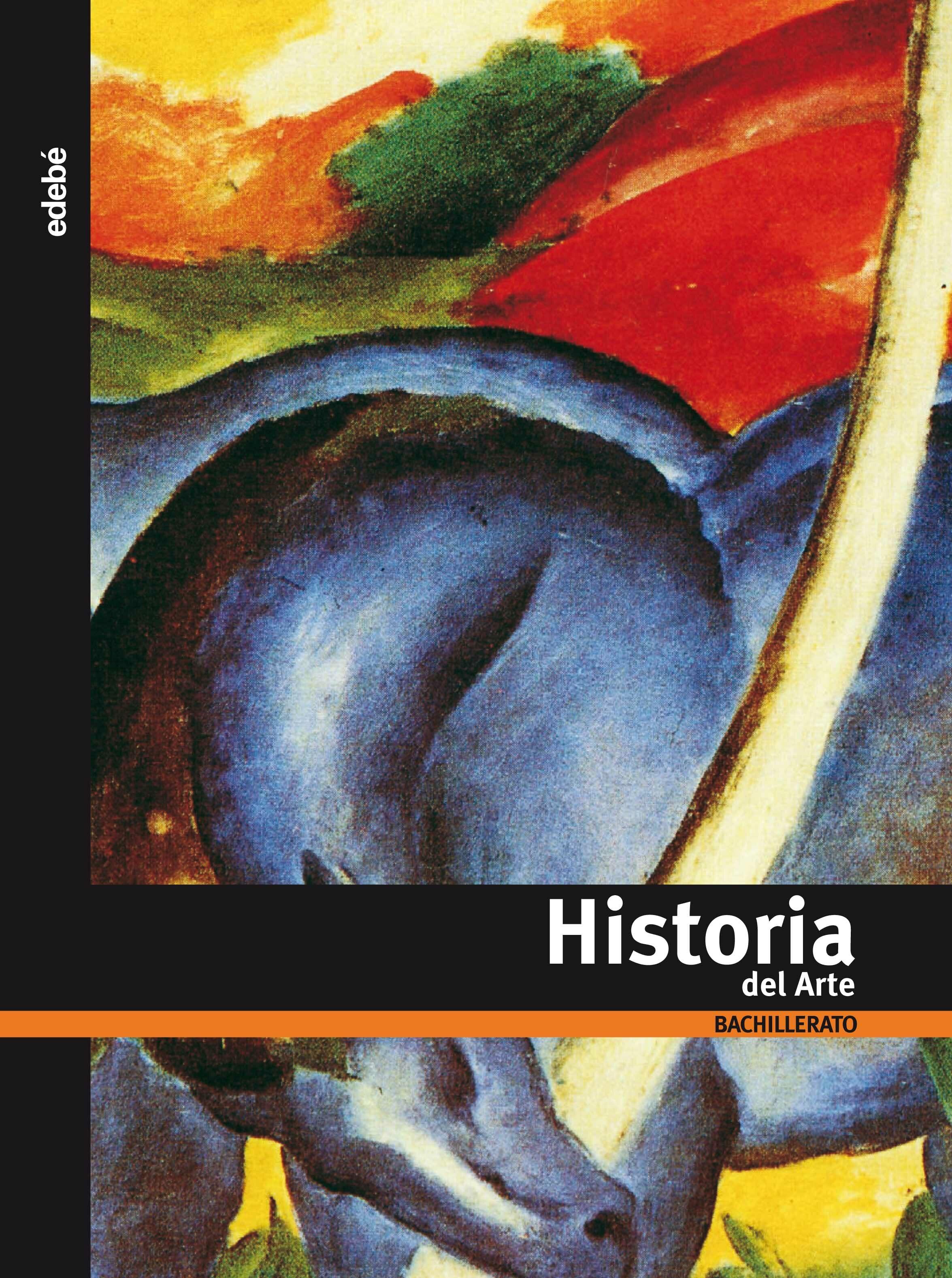 Historia Del Arte (bachillerato) - Vv.aa.