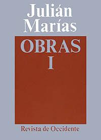 Obras (t. 1) - Marias Julian (coord.)