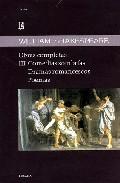 Shakespeare Obras Completas Iii: Comedias Sombrias Dramas Romanc Escos - Shakespeare William