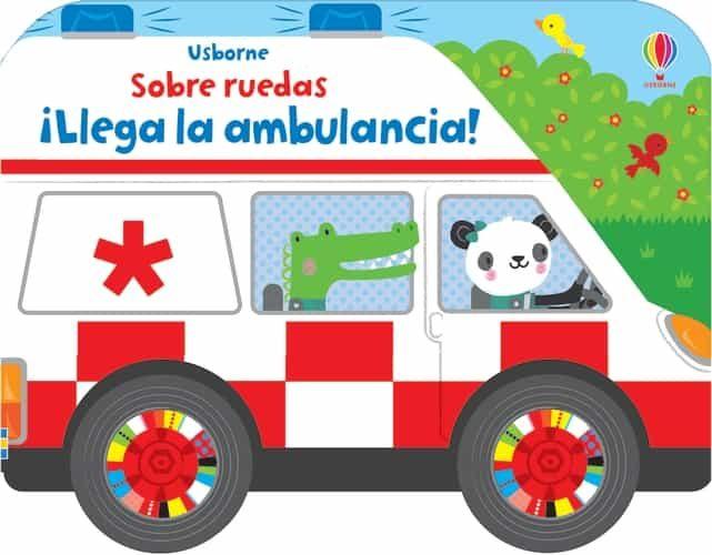 ¡llega La Ambulancia! - Watt Fiona