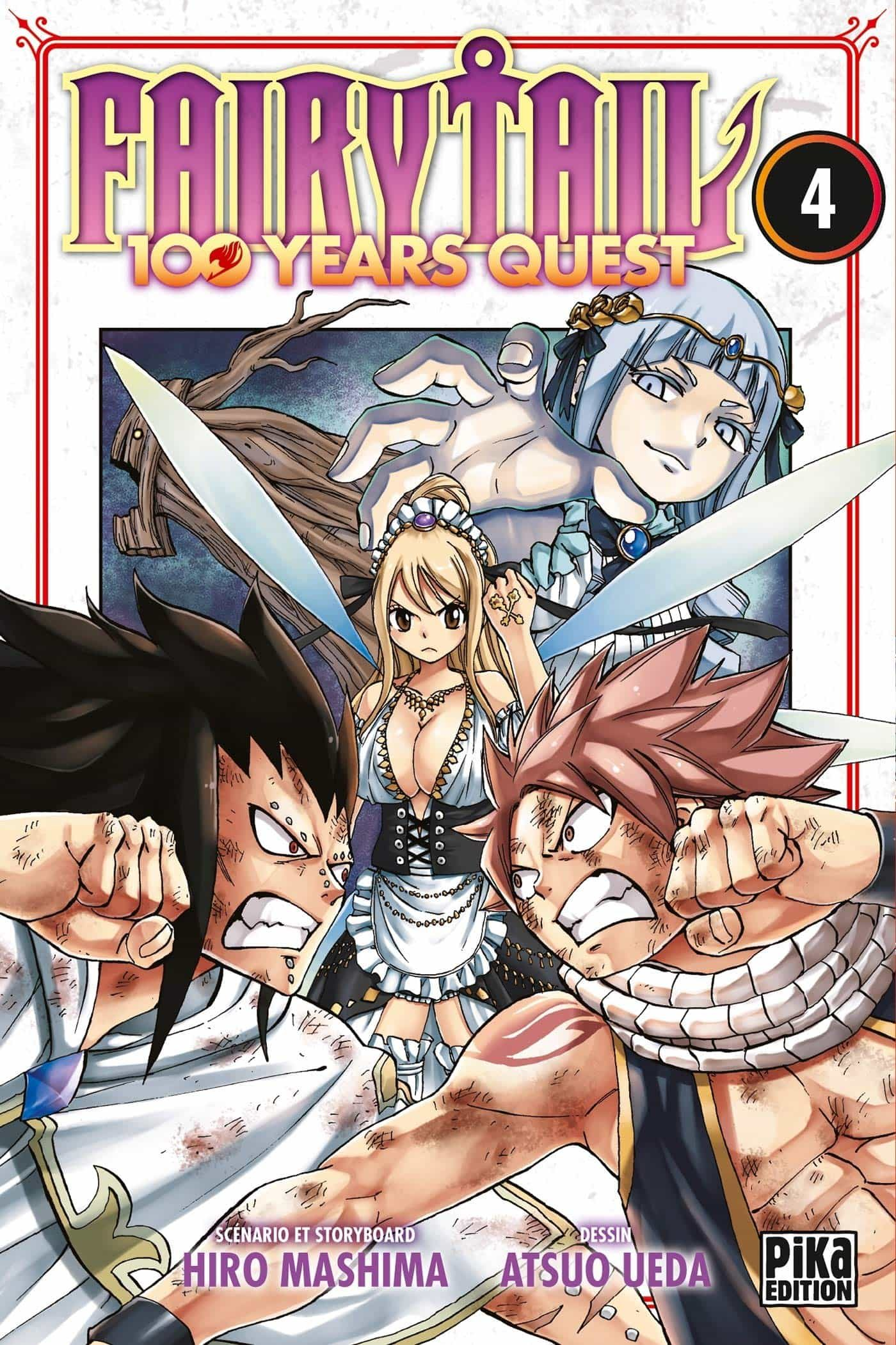 Fairy Tail : 100 Years Quest Volume 4 - Mashima Hiro