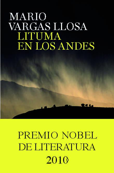 Lituma En Los Andes (premio Planeta 1993) - Vargas Llosa Mario