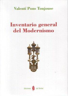 Inventario General Del Modernismo - Pons Toujouse Valenti