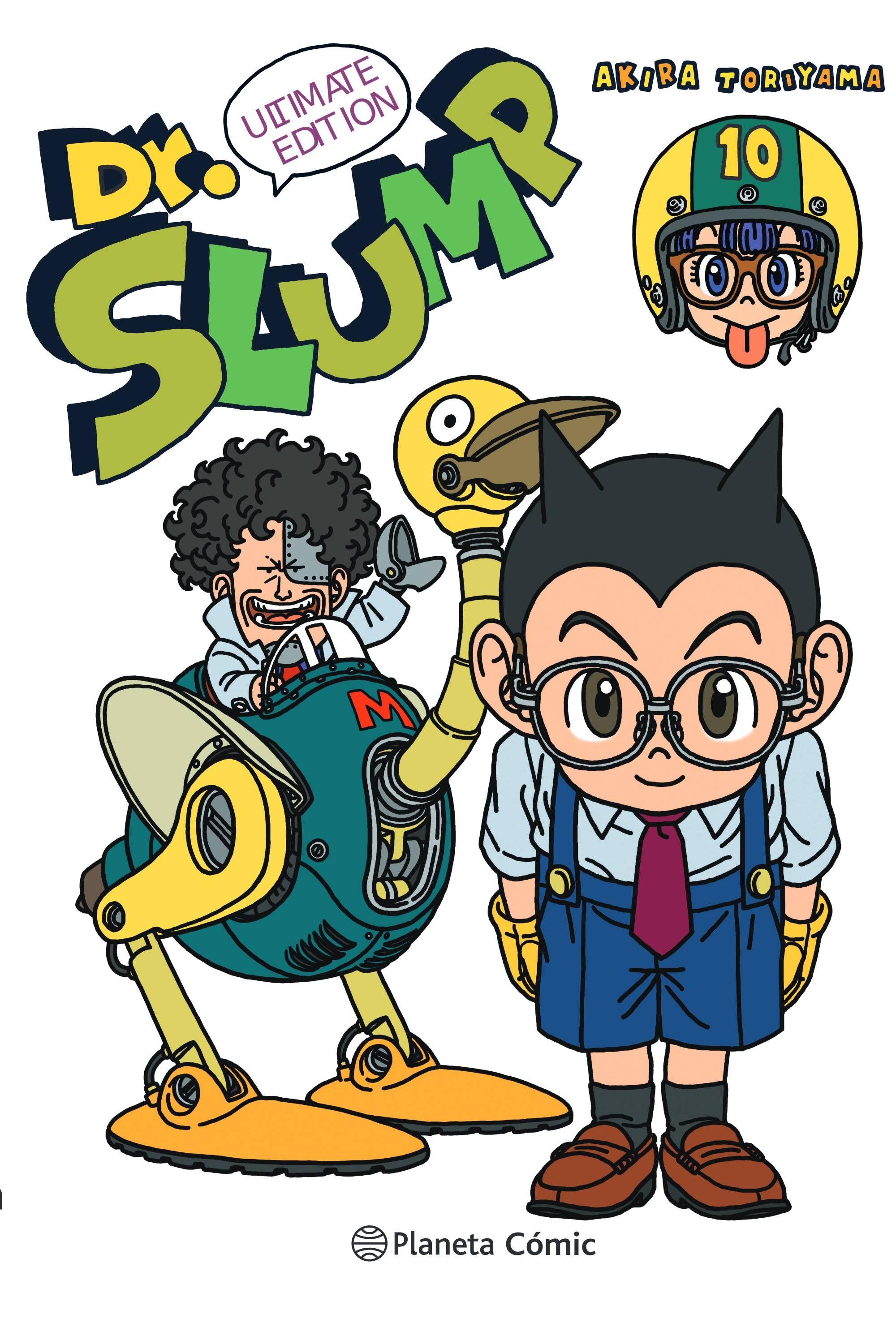 Dr. Slump Nº 10/15 (nueva Edicion) - Toriyama Akira