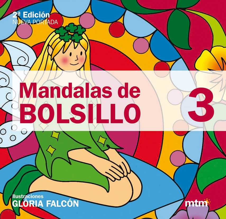 Mandalas De Bolsillo 3 - Falcon Gloria