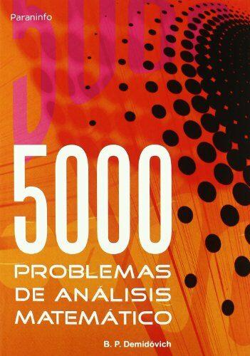 Cinco Mil Problemas De Analisis Matematico - Demidovich B.p.