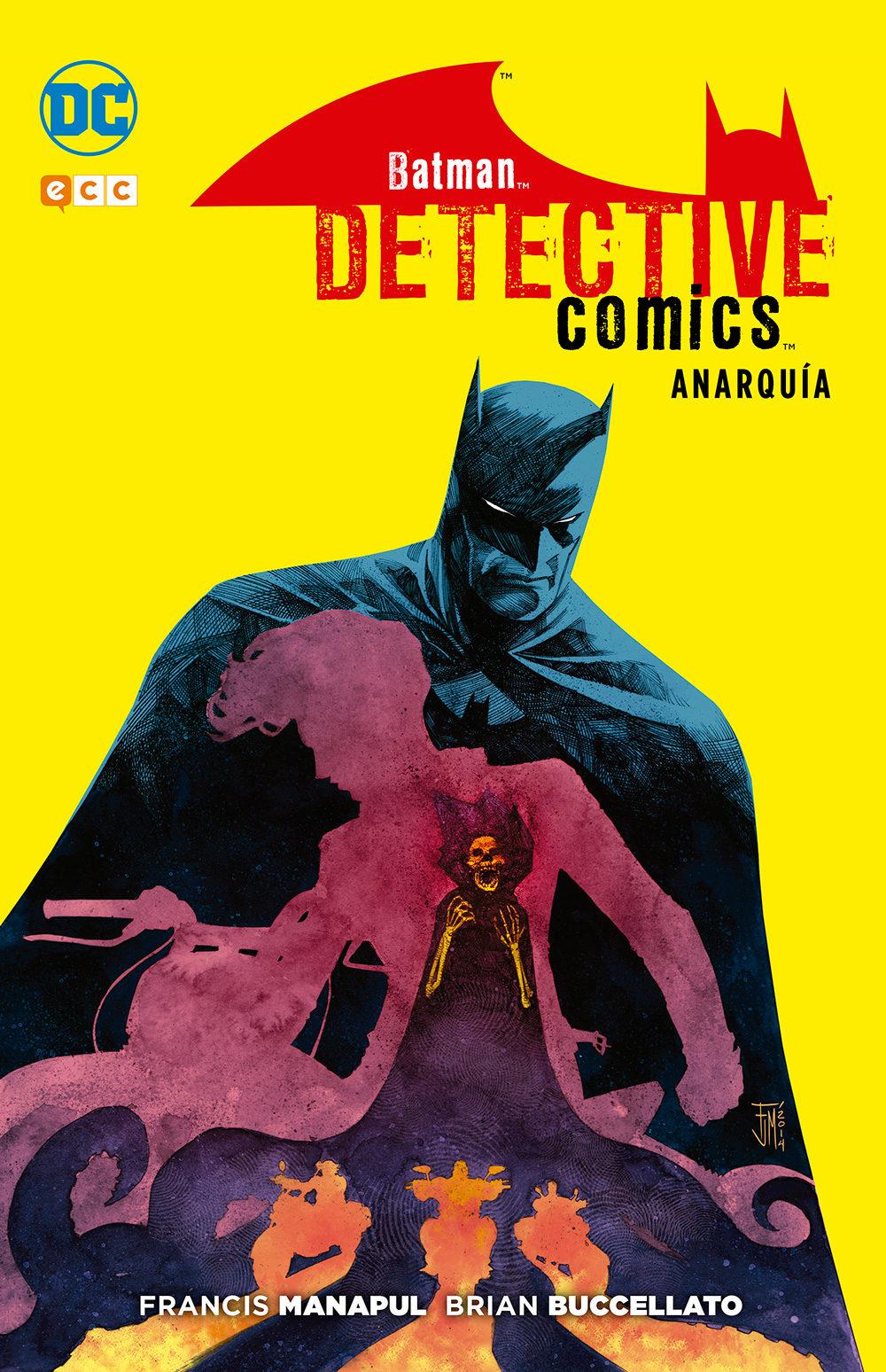 Batman: Detective Comics - Anarquia - Manapul Francis