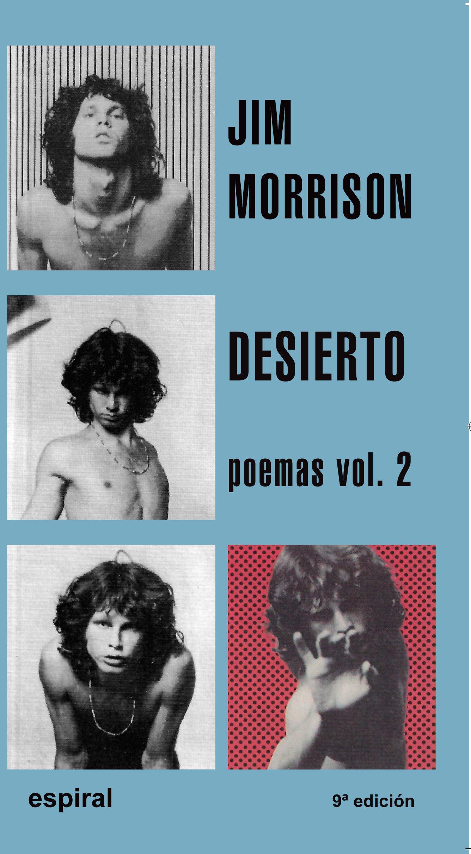 Desierto: Poemas Vol. 2 - Morrison Jim