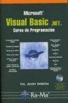Visual Basic.net: Curso De Programacion - Ceballos Sierra Francisco Javier