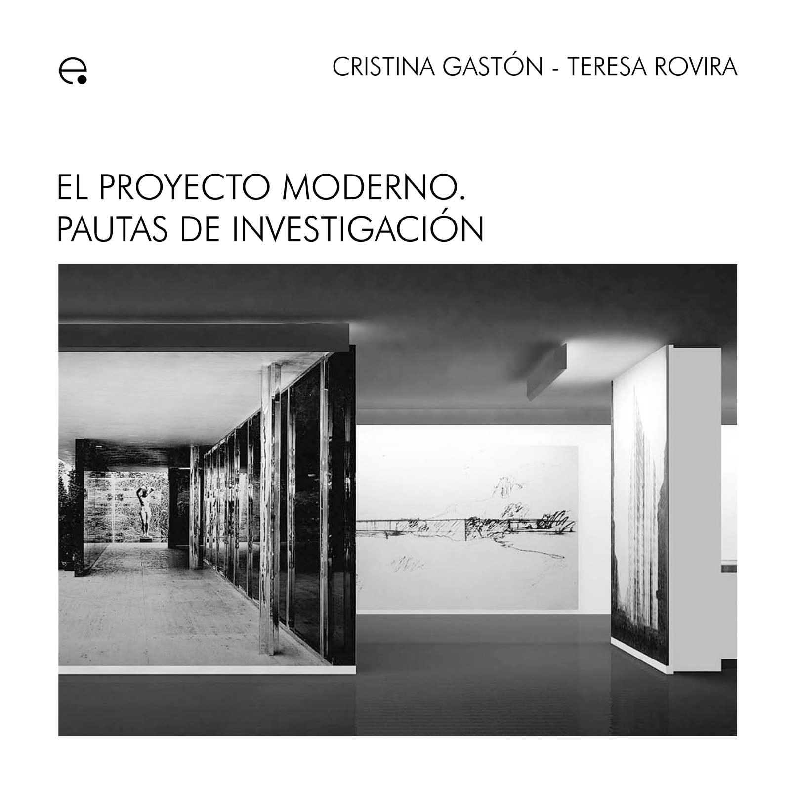 Proyecto Moderno: Pautas De Investigacion - Gaston Cristina