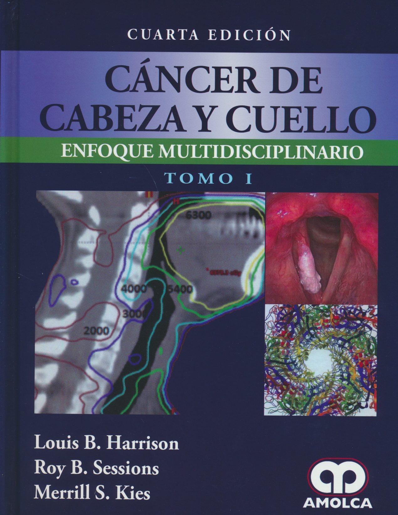 Cancer De Cabeza Y Cuello (2 Vols.) (4ª Ed.) - Harrison Louis B.
