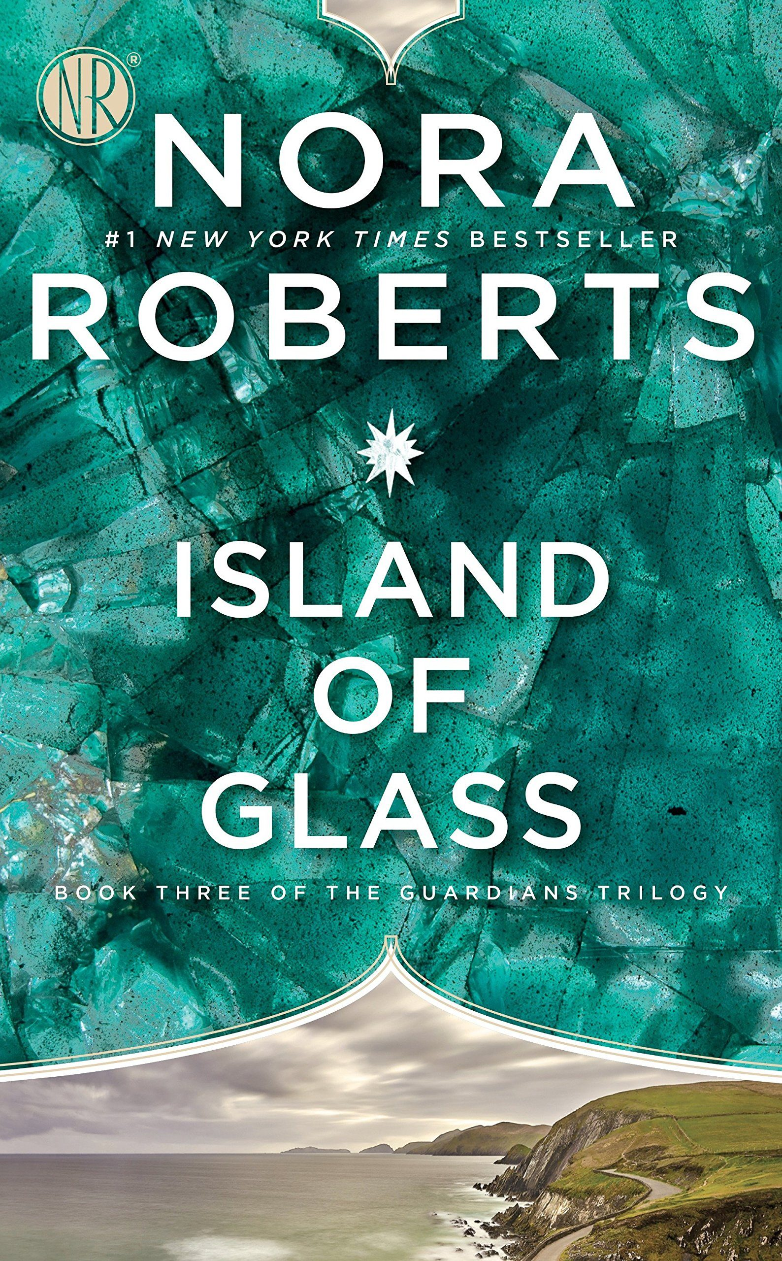 Island Of Glass - Roberts Nora