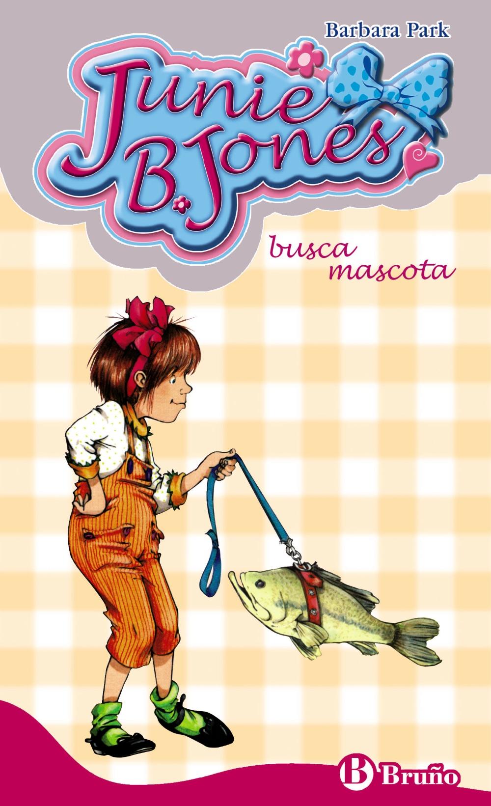 Busca Mascota: Junie B. Jones - Park Barbara