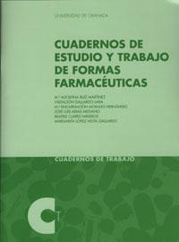 Cuadernos De Estudio Y Trabajo De Formas Farmaceuticas - Vv.aa.