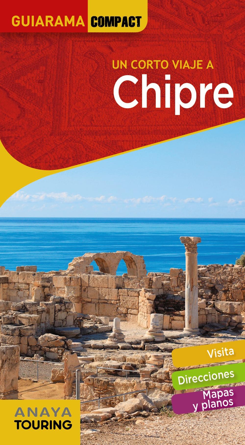Chipre 2019 (guiarama Compact) - Puy Y Fuentes Edgar De