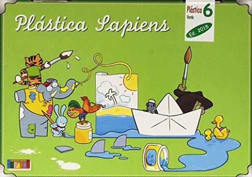 Plastica Maletin Verde 6º Primaria - Vv.aa.