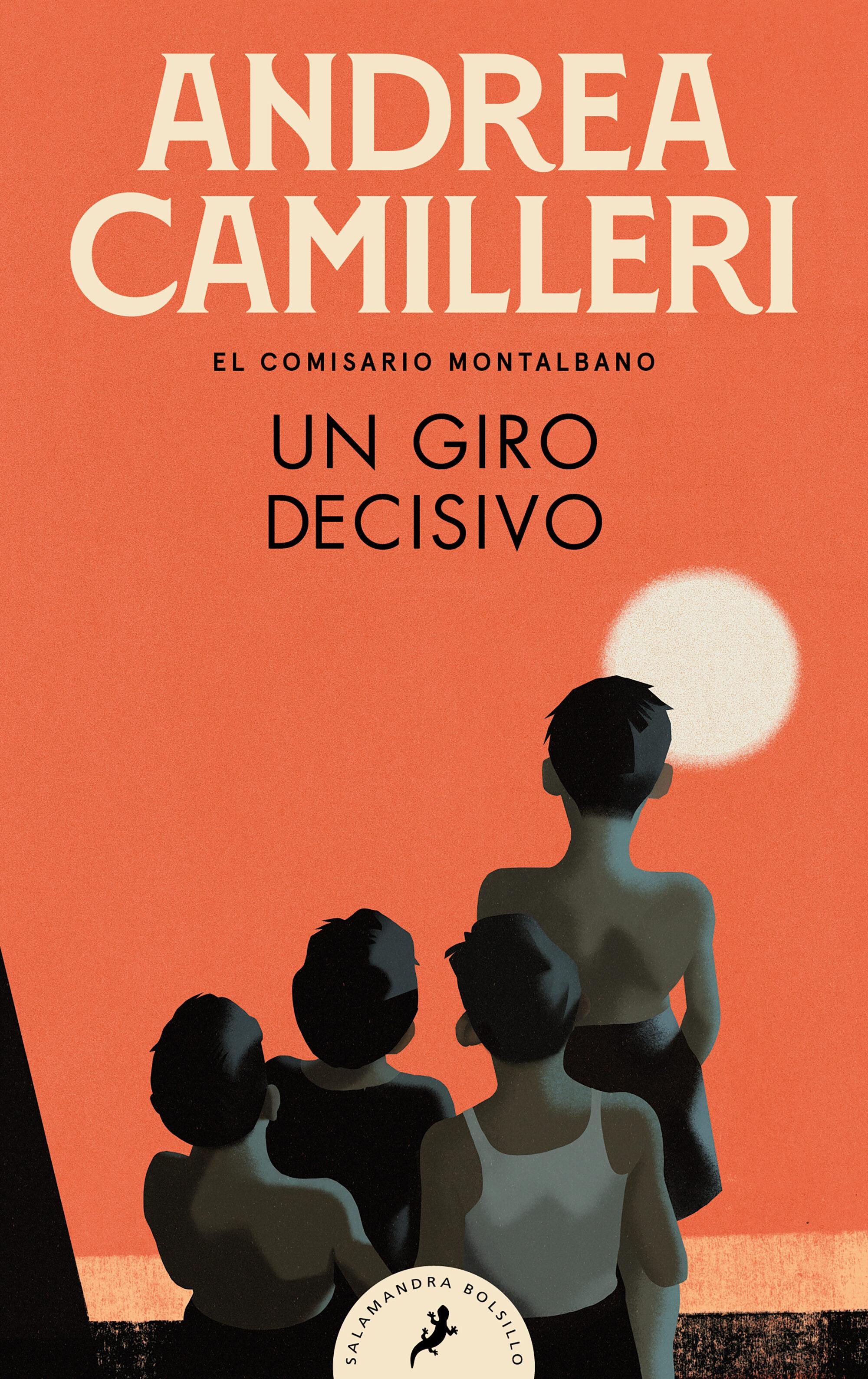 Un Giro Decisivo (comisario Montalbano 10) - Camilleri Andrea