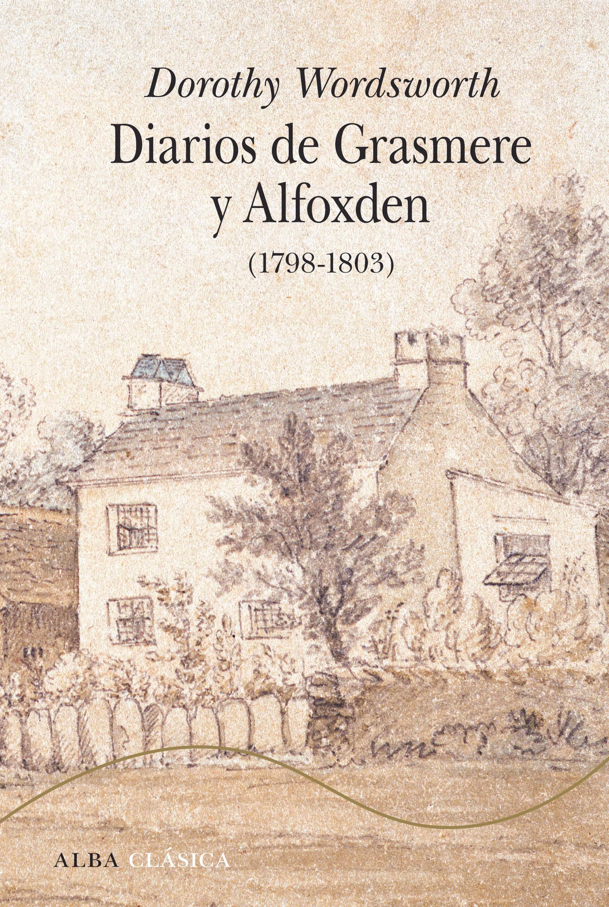 Diarios De Grasmere Y Alfoxden - Wordsworth Dorothy