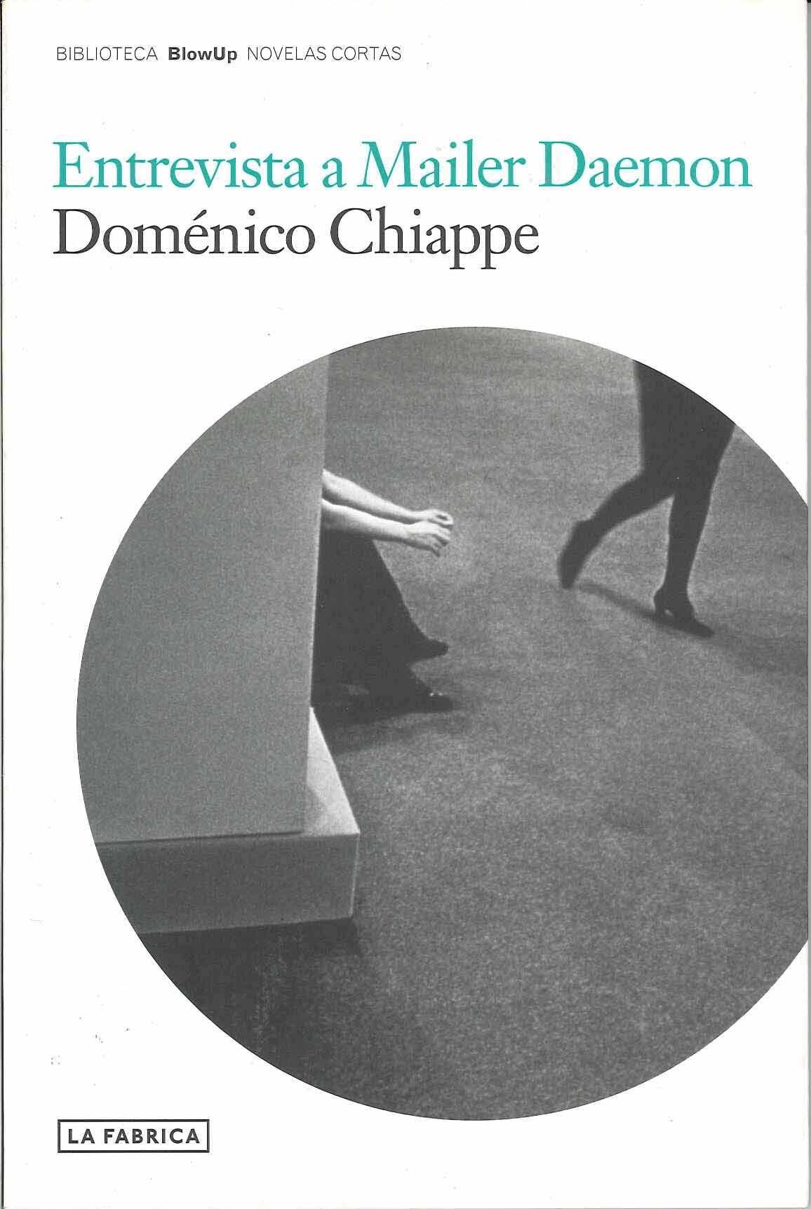 Entrevista A Mailer Daemon - Chiappe Domenico