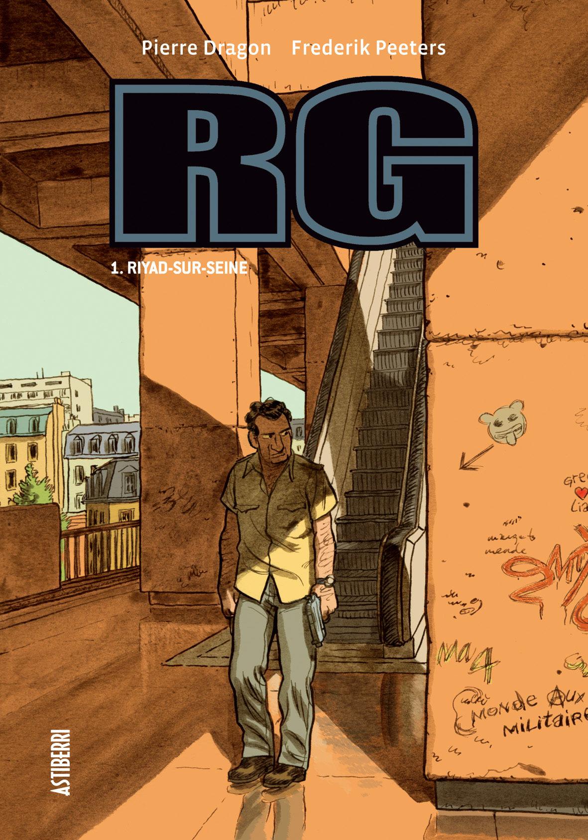 Rg Nº 1: Riyad-sur-seine - Dragon Pierre