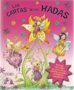 Las Cartas De Las Hadas: Juego Y Me Divierto - Vv.aa.