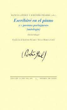 Escribire En El Piano: 101 Poemas Portugues (antologia) - Vv.aa.