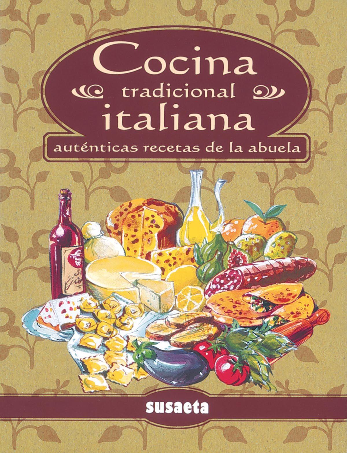 Cocina Tradicional Italiana - Vv.aa.