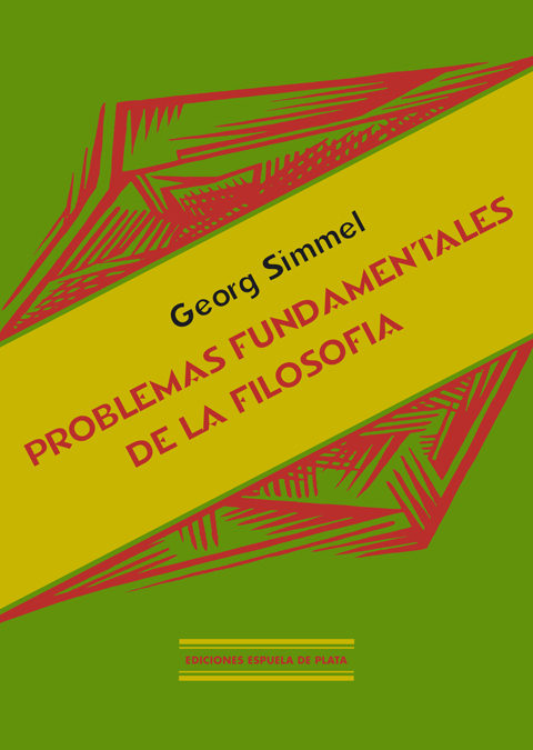 Problemas Fundamentales De La Filosofia - Simmel Georg