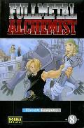 Fullmetal Alchemist Nº 8 - Vv.aa.