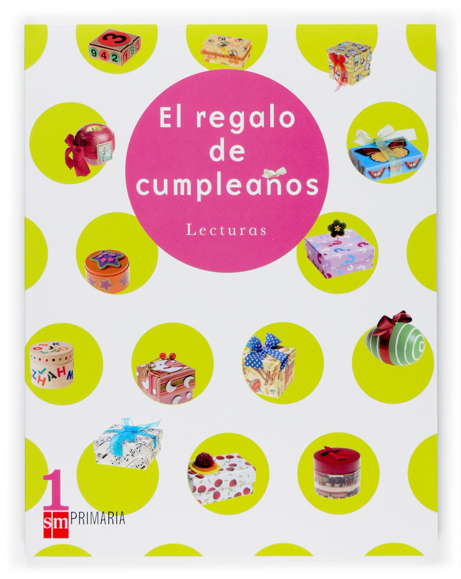 1 Ep Lecturas Regalo De Cumpleaños 07 - Vv.aa.