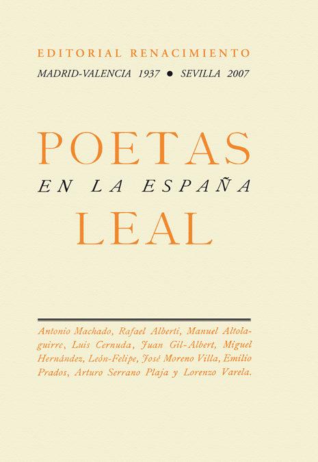 Poetas En La España Leal - Vv.aa.
