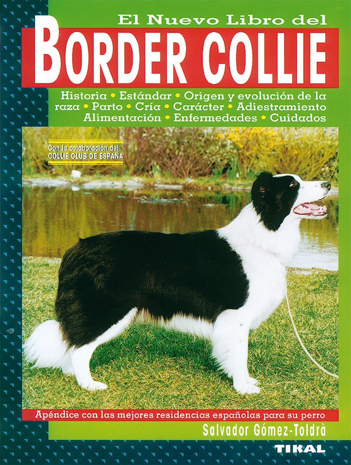 El Nuevo Libro Del Border Collie - Gomez-toldra Salvador