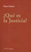 ¿que Es Justicia? - Kelsen Hans