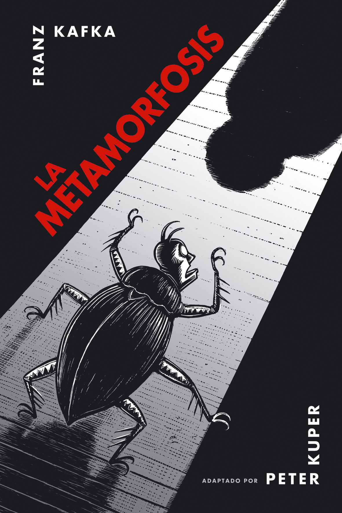 La Metamorfosis (adaptacion) (3ª Ed) - Kuper Peter
