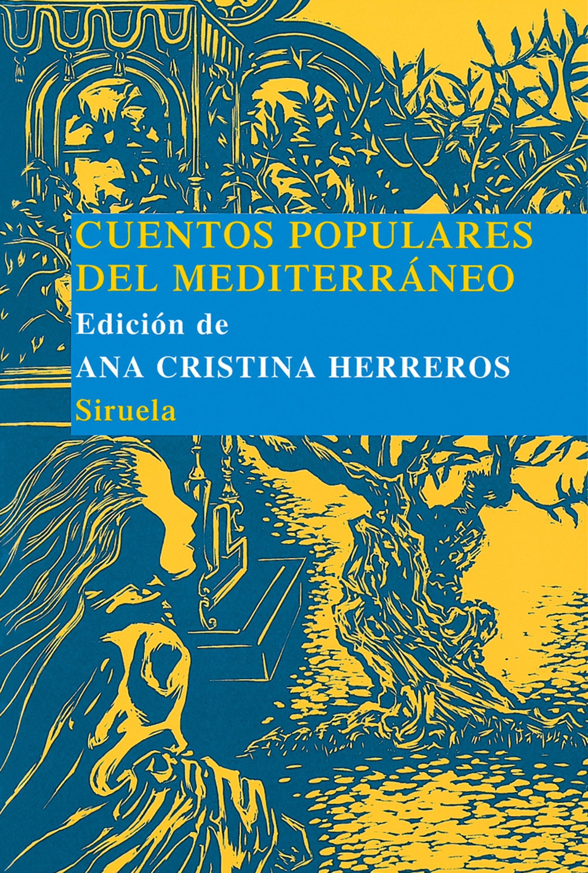 Cuentos Populares Del Mediterraneo - Herreros Ferreira Ana Cristina