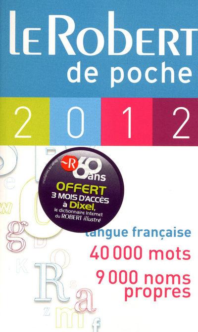 Robert De Poche 2012 - Collectif