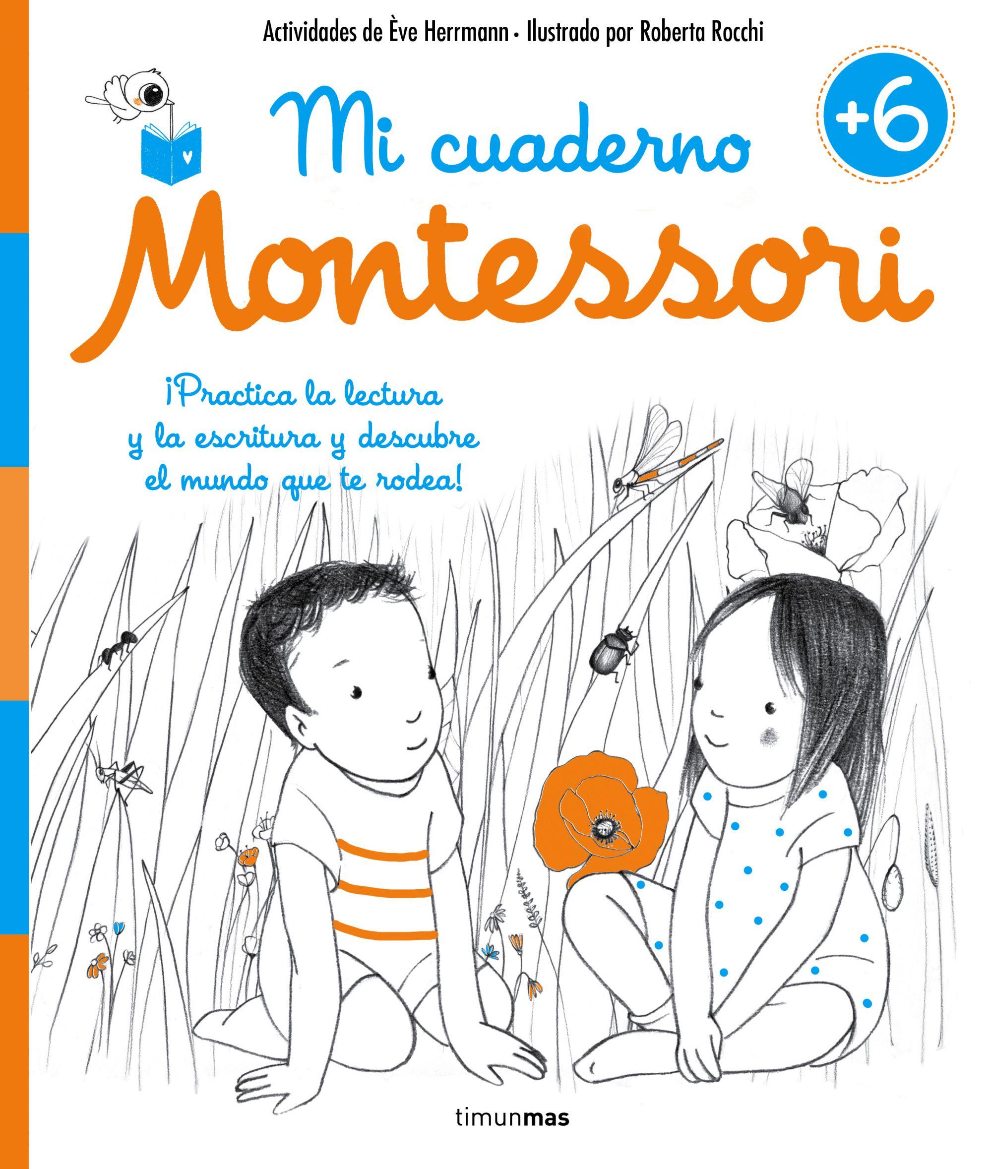 Mi Cuaderno Montessori +6 - Herrmann Eve