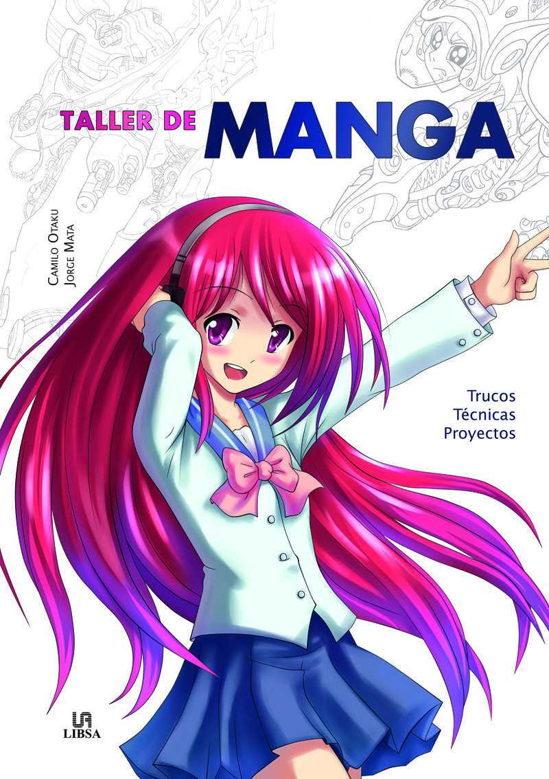 Taller De Manga - Otaku Camilo