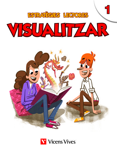 Estratègies Lectores. 5º Primaria Visualitzar 1 Catala - Vv.aa.