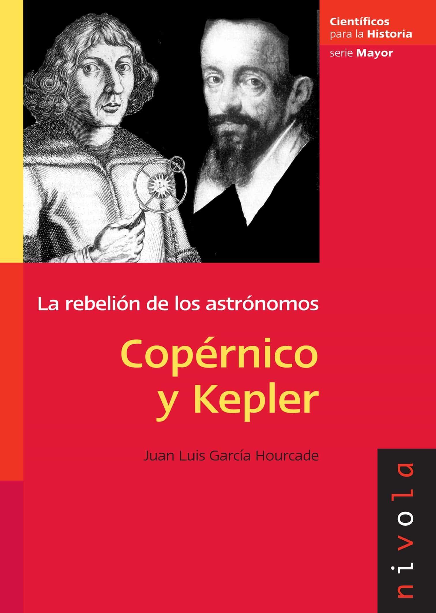 Copernico Y Kepler - Garcia Hourdade Juan Luis