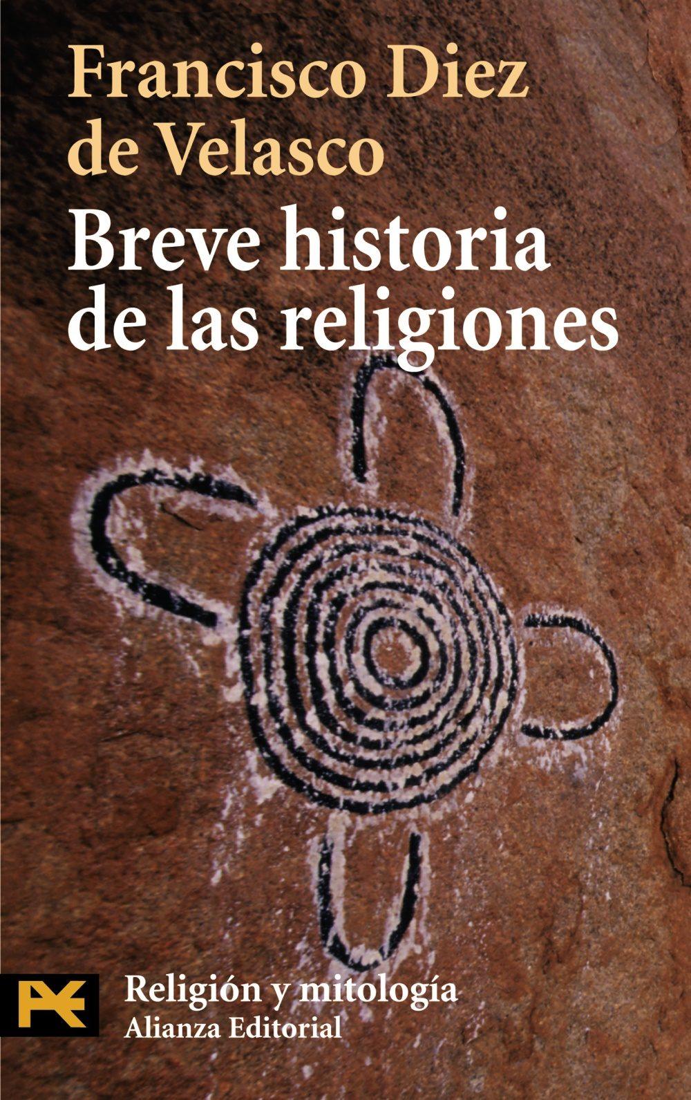 breve historia de las religiones-francisco diez de velasco-9788420660127