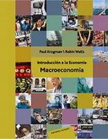 Introduccion A La Economia: Macroeconomia - Krugman Paul