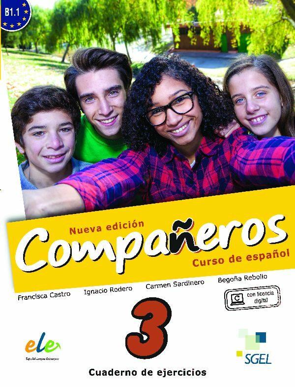 Compañeros 3: Ejercicios (nueva Edicion) - Vv.aa.