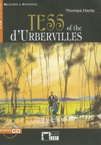Tess Of The D Urbervilles (intermediate) (bachillerato) (incluye Audio - Hardy Thomas