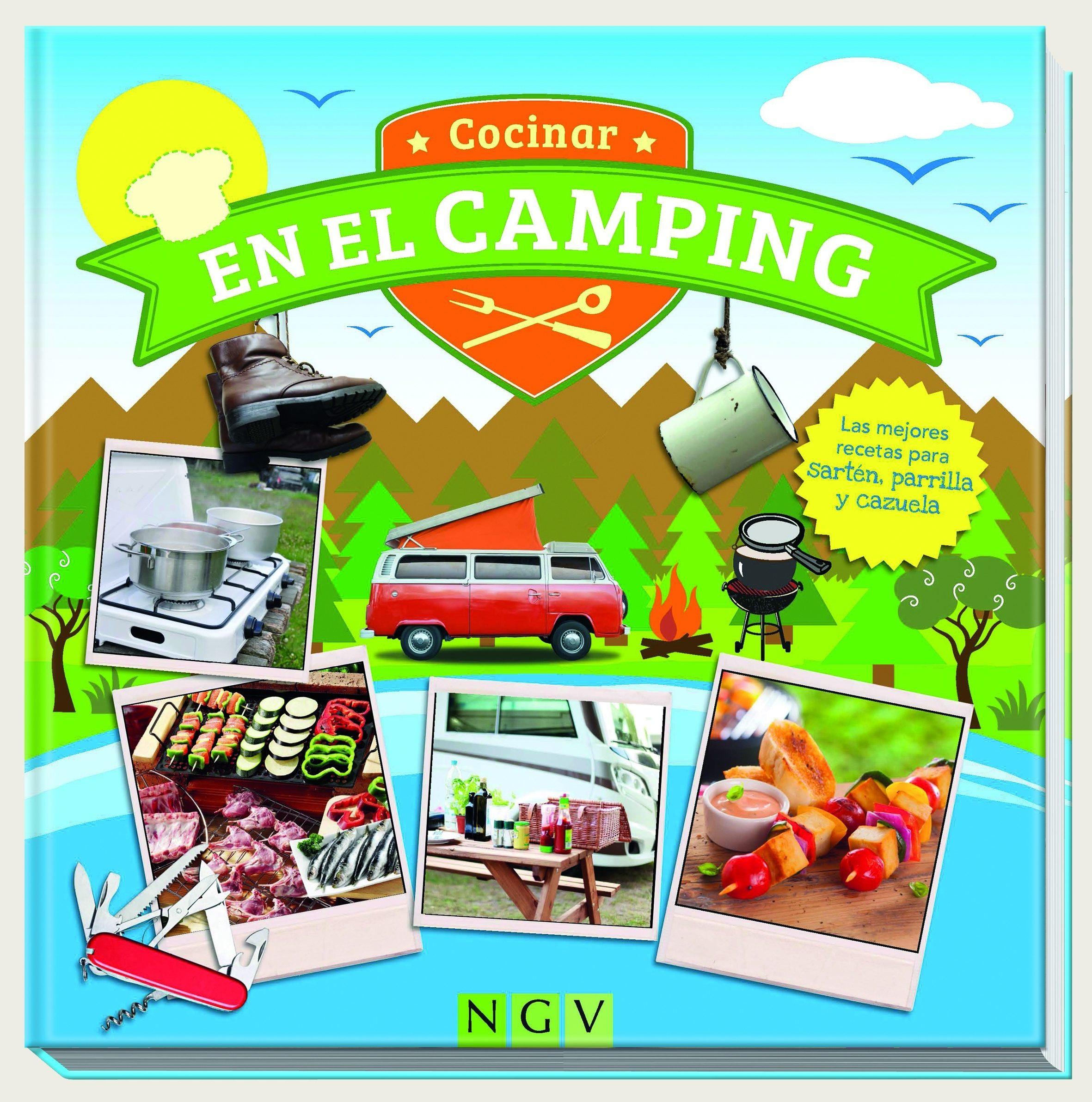 Cocinar En El Camping - Vv.aa.